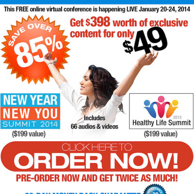 Free Online Conference: The New Year, New You Summit