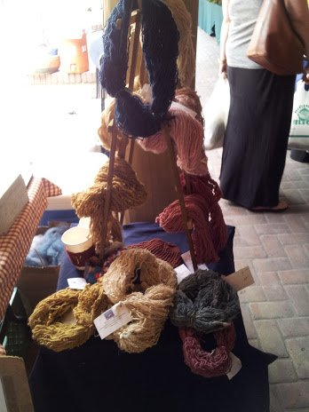 Countrywide Farmers' Market ~ Native Phoenix Foods and Homespun Wool | WholeLifestyleNutrition.com