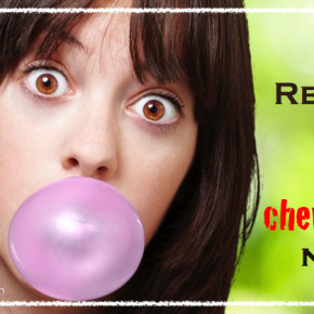 6 Reasons Why You Should Stop Chewing Gum Now! | WholeLifestyleNutrition.com
