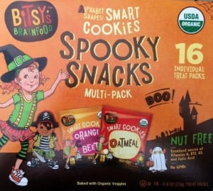 Bitsy's Brainfood Smart Cookies