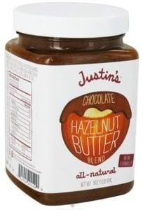 Justins Hazelnut Butter Blend