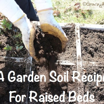 How To Make An Easy Organic Garden Soil