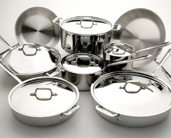 Buying And Cooking Tips For Stainless Steel Pans & How To Video