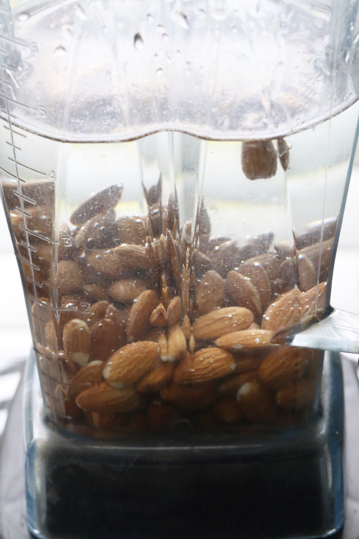 Homemade Almond Milk Recipe | WholeLifestyleNutrition.com