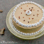 Apple Spice Cake with Whipped Caramel Frosting