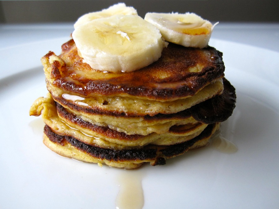 Banana Nut Pancakes (Gluten Free & Grain Free) Holistic ...