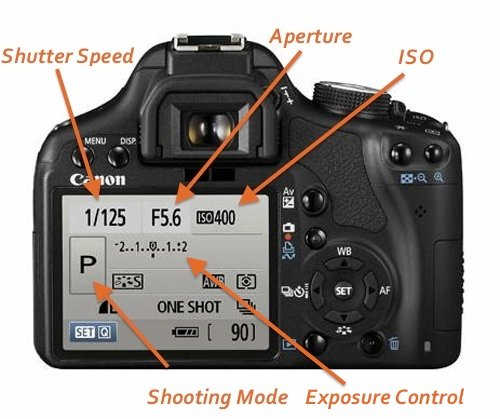 Learning photography dslr camera video