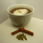 Cardamom Spiced Hot Chocolate