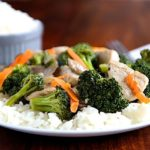 Chicken Stir Fry Over Rice or Quinoa