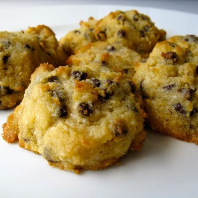 A Healthier Chocolate Chip Cookie, Holistic Recipe