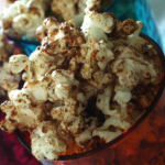 Cinnamon Salty Sweet Popcorn