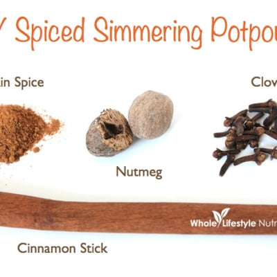 DIY Homemade Simmering Potpourri ~ Spiced Edition