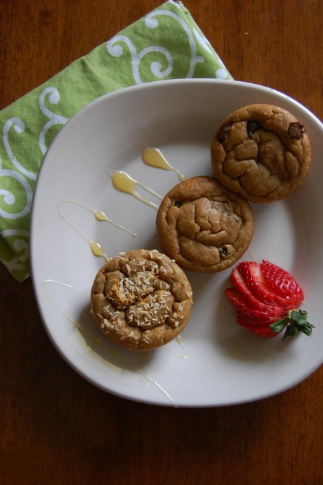 Got 5 Minutes? Here is the easiest grain free muffin recipe ever! I WholeLifestyleNutrition.com