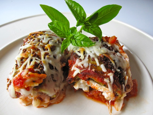 Holistic Eggplant Rollatini Recipe - Whole Lifestyle Nutrition