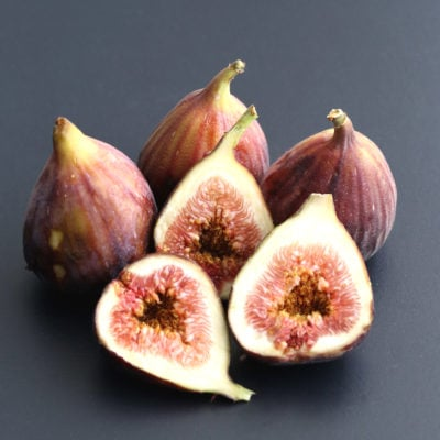 Prosciutto Wrapped Pecan & Blueberry Goat Cheese Stuffed Fig Recipe
