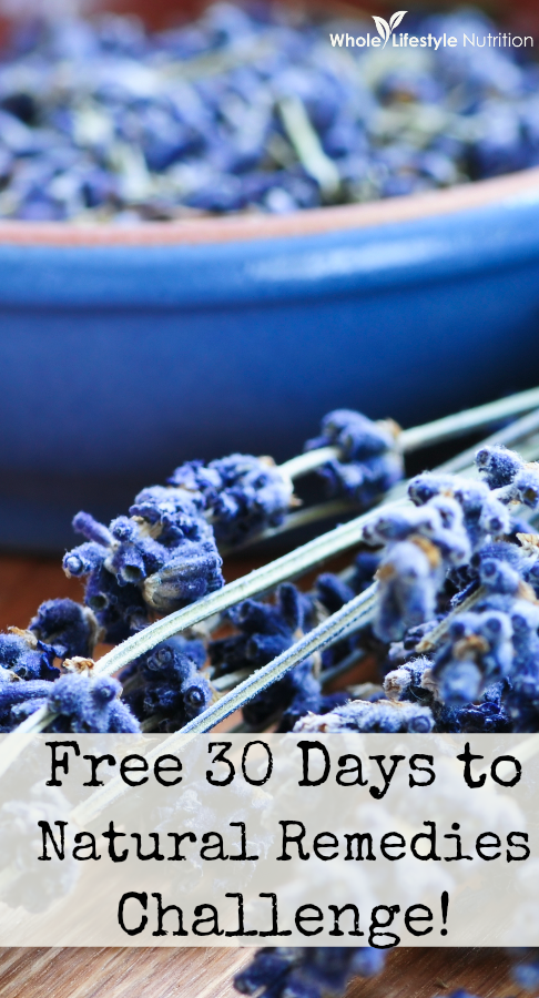Free 30 Days to Natural Remedies Challenge!