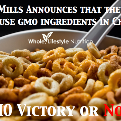 GMO Victory? General Mills says Cheerios are non-GMO, but they are made from oats in the first place!
