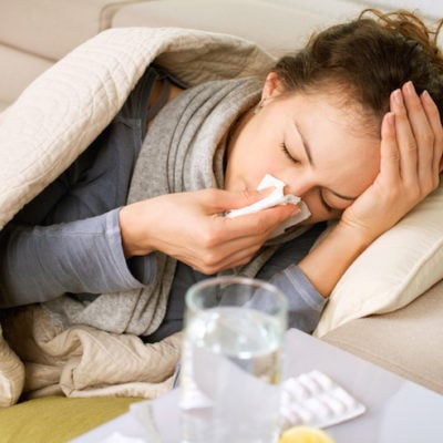 How To Naturally Get Rid of a Cold or Flu Up To 3 Times Faster