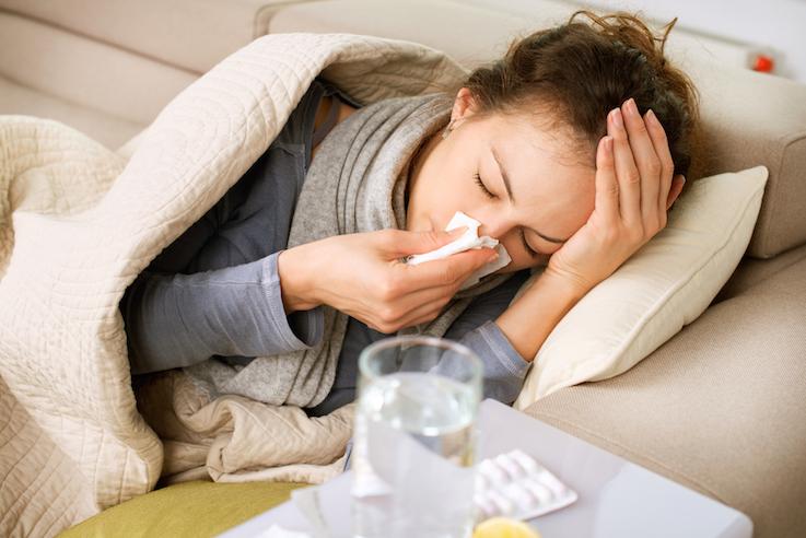 Comment se débarrasser de la grippe ou du rhume jusqu'à 3 fois plus vite! | WholeLifestyleNutrition.com