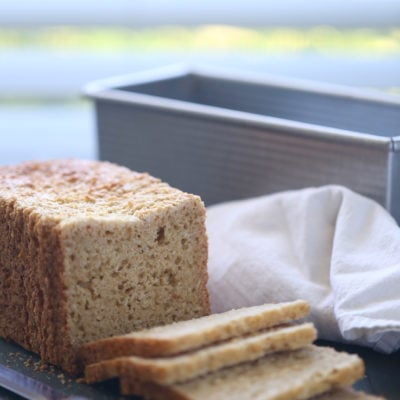 Gluten Free Sandwich Bread Recipe With Oats