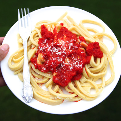 The Easiest Gluten Free Pasta Recipe Ever!