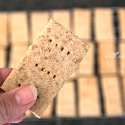 Gluten Free Graham Cracker Recipe