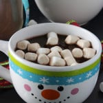 Homemade Hot Cocoa Mix | WholeLifestyleNutrition.com