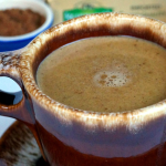 Hot Buttered Rum or Coffee
