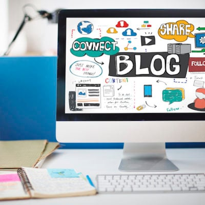 Start A Blog — How I Grew My Blog From A Hobby To A Career!