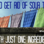 Get Rid of Sour Towels