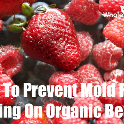 How To Prevent Mold From Growing On Organic Berries
