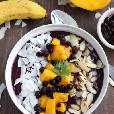 Removing Heavy Metals From Your Body PLUS A Healing Smoothie Bowl Recipe