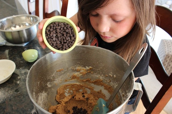 Stir In Chocolate Chips
