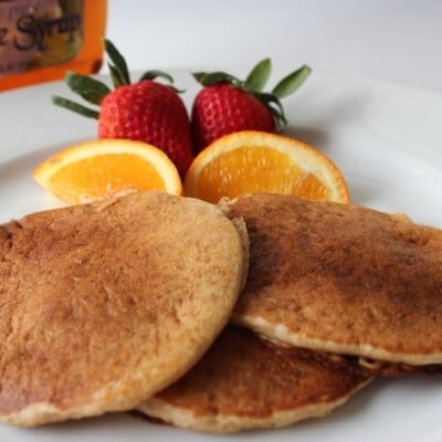Organic Sourdough Pancake Recipe
