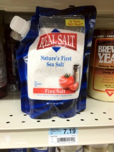 unrefined salt
