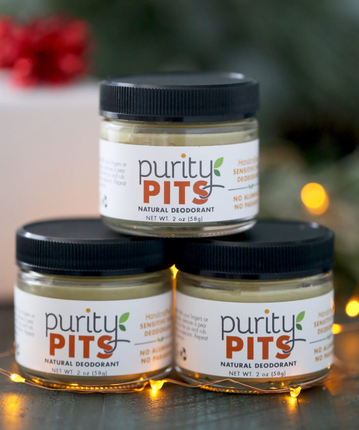 Holiday Purity Pits Gift