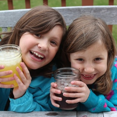 Family Friendly Fridays:  How To Make Homemade Soda Pop