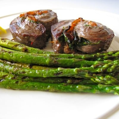 Organic Grilled Asparagus Recipe