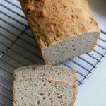 Recette de pain végétalien sans gluten | WholeLifestyleNutrition.com