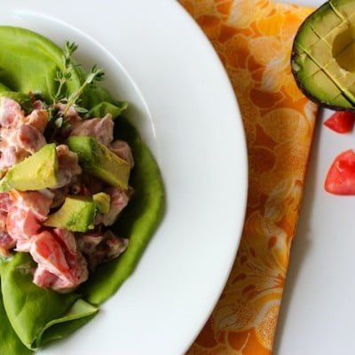 BLT & Avocado Salad