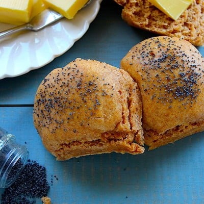 30 Minute Spelt Rolls That Are Light & Airy!
