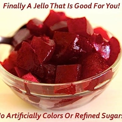 Family Friendly Fridays ~ Finally A Jello That Is Good For You & Your Kids!