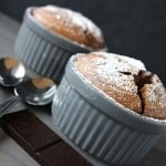 The Easiest Chocolate Souffle Ever!