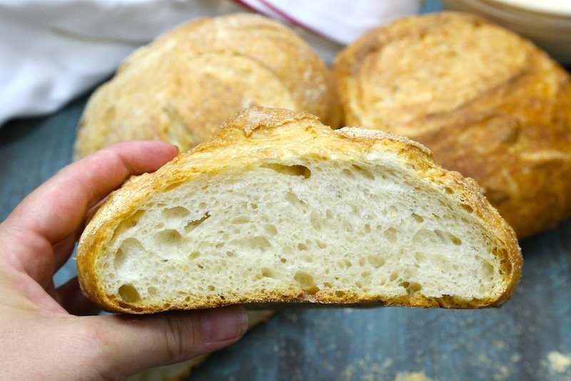 A Traditional San Francisco Sourdough Recipe