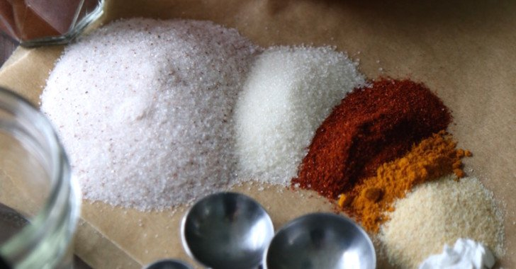 The Best All Natural Seasoning Salt Recipe Ever | WholeLifestyleNutrition.com