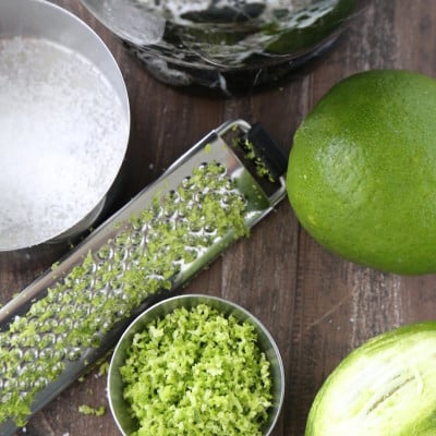 How To Make Infused Sea Salts and A Lime Salt Recipe