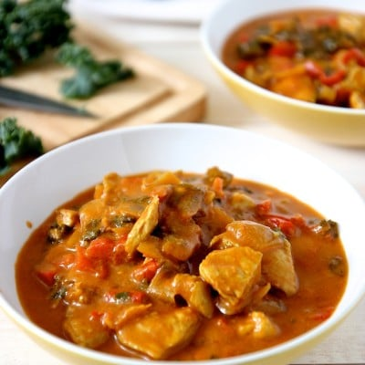 African Groundnut Stew Recipe