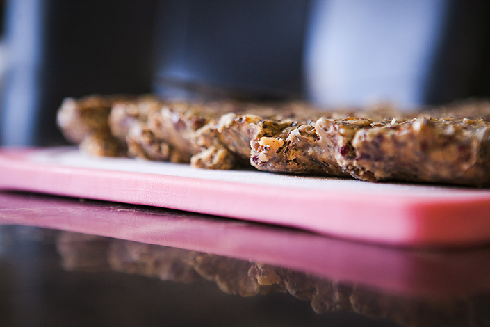 Grain Free Granola Bars | WholeLifestyleNutrition.com