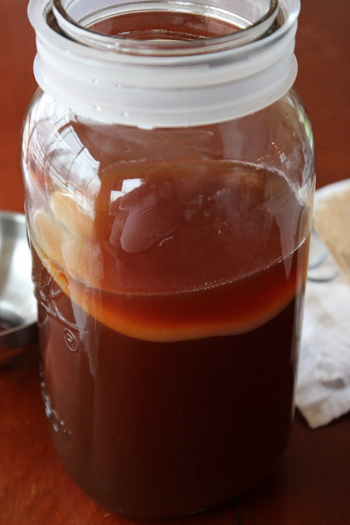 Learn How To Make Kombucha In This Easy Step by Step Tutorial | WholeLifestyleNutrition.com