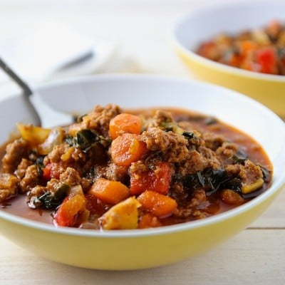 Breaking Into Spring With This Easy Organic Lamb Stew Recipe